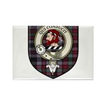 Borthwick Clan Crest Tartan Rectangle Magnet (100