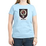 Borthwick Clan Crest Tartan Women's Light T-Shirt