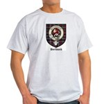 Borthwick Clan Crest Tartan Light T-Shirt