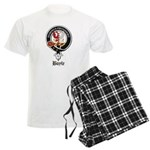 Boyle Clan Badge Crest Men's Light Pajamas