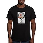 Boyle Clan Badge Crest Men's Fitted T-Shirt (dark)
