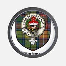 BuchananCBT.jpg Wall Clock