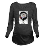Cathcart.jpg Long Sleeve Maternity T-Shirt