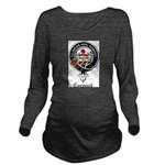 Cormack.jpg Long Sleeve Maternity T-Shirt