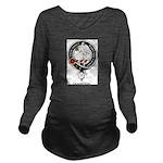 Cranstoun.jpg Long Sleeve Maternity T-Shirt