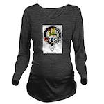 Crighton.jpg Long Sleeve Maternity T-Shirt