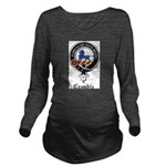 Crosbie.jpg Long Sleeve Maternity T-Shirt