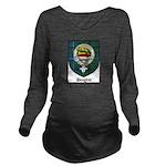 DouglasCBT.jpg Long Sleeve Maternity T-Shirt