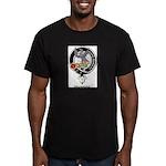 Drummond.jpg Men's Fitted T-Shirt (dark)