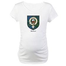 Duncan Clan Crest Tartan Shirt