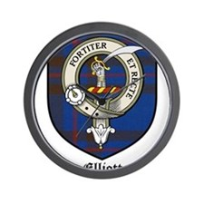 ElliottCBT.jpg Wall Clock
