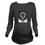 Forbes Clan Crest Tartan Long Sleeve Maternity T-S