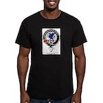 Forsyth.jpg Men's Fitted T-Shirt (dark)