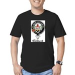Gilbert.jpg Men's Fitted T-Shirt (dark)