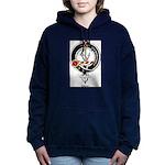 Gray.jpg Women's Hooded Sweatshirt