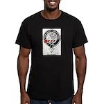 Hepburn.jpg Men's Fitted T-Shirt (dark)