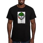 Hog.jpg Men's Fitted T-Shirt (dark)