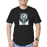 InglisCBT.jpg Men's Fitted T-Shirt (dark)
