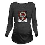 InnesCBT.jpg Long Sleeve Maternity T-Shirt