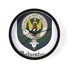JohnstoneCBT.jpg Wall Clock