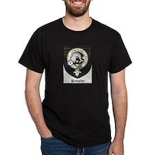 Kennedy Clan Crest Tartan T-Shirt