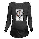 Kirkpatrick.jpg Long Sleeve Maternity T-Shirt