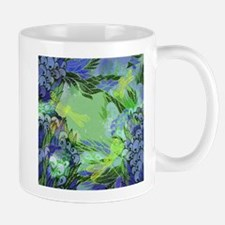 Golden Dragonflies Mugs