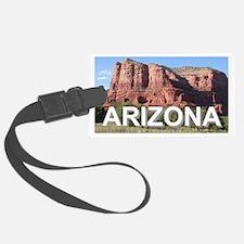 Arizona: rocks near Sedona, USA Luggage Tag