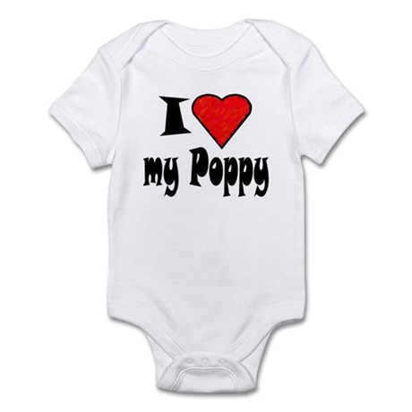 I love my Poppy Infant Creeper
