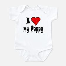I love my Poppy Infant Creeper