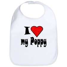 I love my Poppy Bib