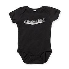 Ailinginae Atoll, Retro, Baby Bodysuit