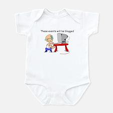 Blogger Baby Infant Bodysuit