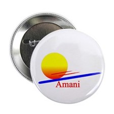 """Amani 2.25"""" Button (100 pack)"""