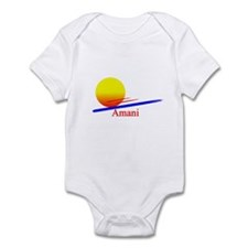 Amani Infant Bodysuit