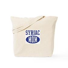 Syriac mom Tote Bag