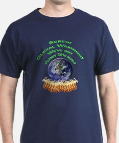 Global Warming 581c T-Shirt