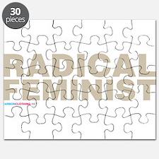 Radical Feminist Puzzle