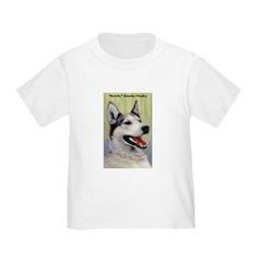 Alaska Husky Dog (Front) T