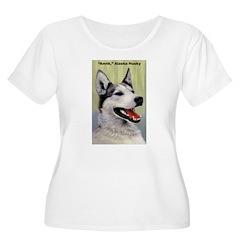 Alaska Husky Dog T-Shirt