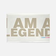 I Am A Legend Magnets