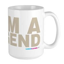 I Am A Legend Mugs