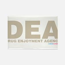 DEA Drug Enjoyment Agency Magnets