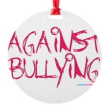 Against Bullying Ornament
