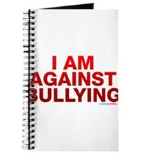 I Am Against Bullying Journal