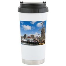 constitution dock hobar Travel Mug