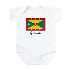 Grenada Onesie