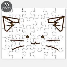 Fuzzballs Cat Face Puzzle