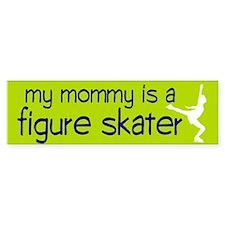 Let's Go Skating Bumper Car Sticker