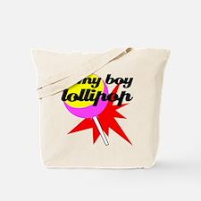 My Boy Lollipop Tote Bag